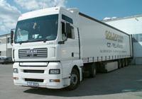 грузовой транзитный транспорт