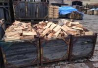 продаём дровяную древесину.